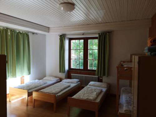 Burg Steinegg - Zimmer