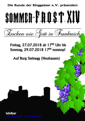 Sommer-F.R.O.S.T. XIV