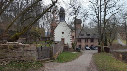 Wegbeschreibung Burg Steinegg
